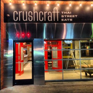 crushcraft thai street eats entry