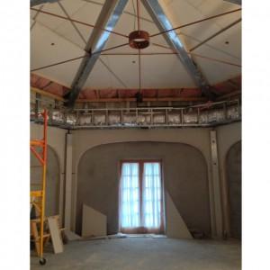 meso new renovation under construction